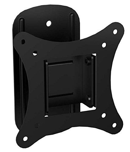 Arrowmounts Am Pt1025 2 4 Tv Mount For 10 25 Inches With 2 4 Inch Arm 100mm Vesa 10 25 Mounted Tv Flat Tv Tv Accessories
