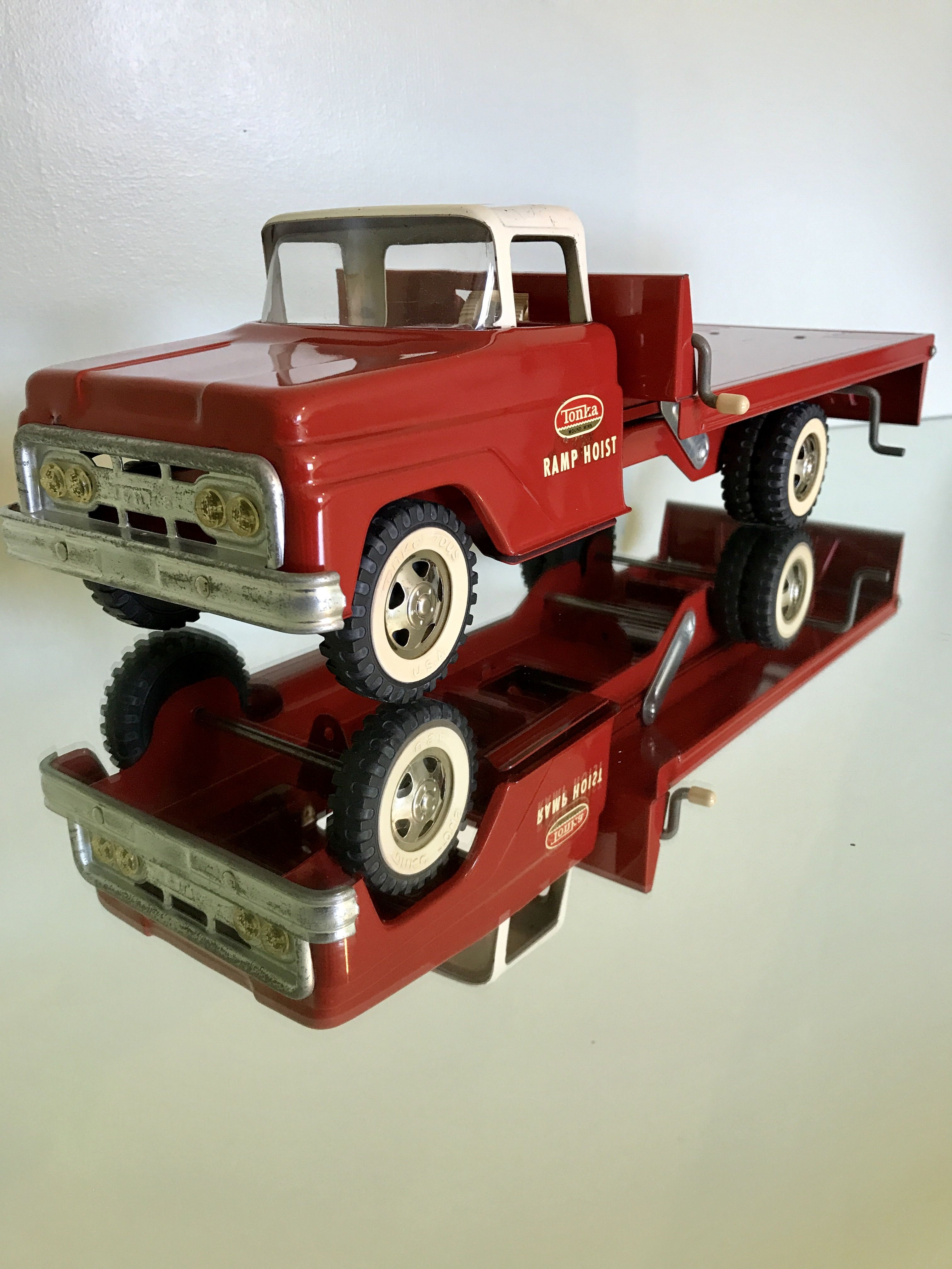 Toys car and truck  Pin by Barbed Wire and Roses on toys  Pinterest  Tonka toys and