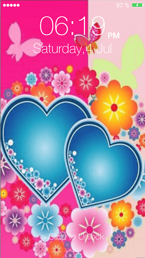 Another cool and amazing for your phone has come our way. Your mobile screen will be secured with a pin screen lock. Try this new app now and experience an unbelievable effect on your phone!<br>If you are a Love Heart lover then Love Heart pin screen unlock application on play store will provide you a great opportunity to show your love with a Love Heart.<br>An amazing pin screen lock which also serves as a simple slider screen lock. It is a two in one application with beautiful keypad lock…