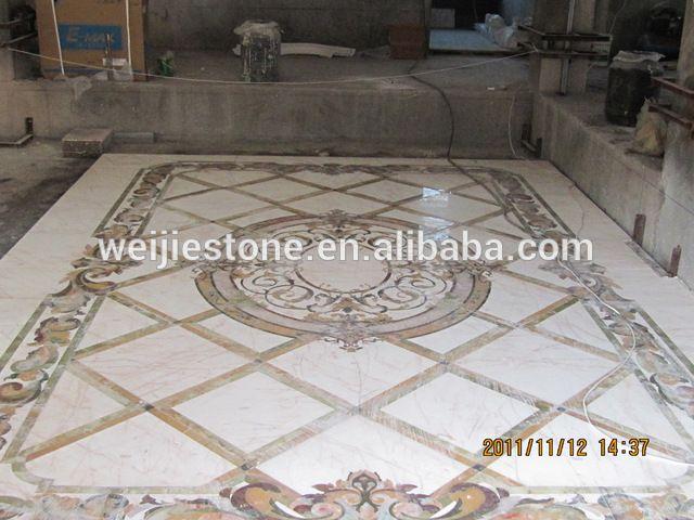 Source Italian inlay marble flooring design on m.alibaba.com