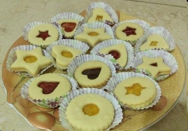 بسكويت السابليه Food Eid Biscuits Cooking Art