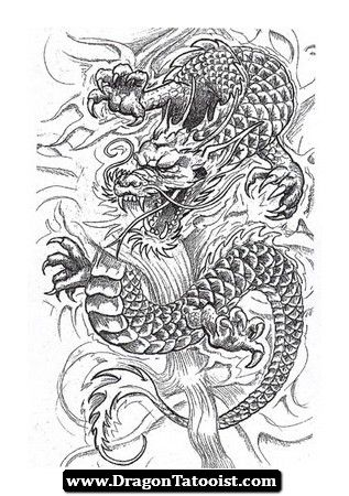 Warrior Japanese Tattoo  Buscar Con Google  Dragon