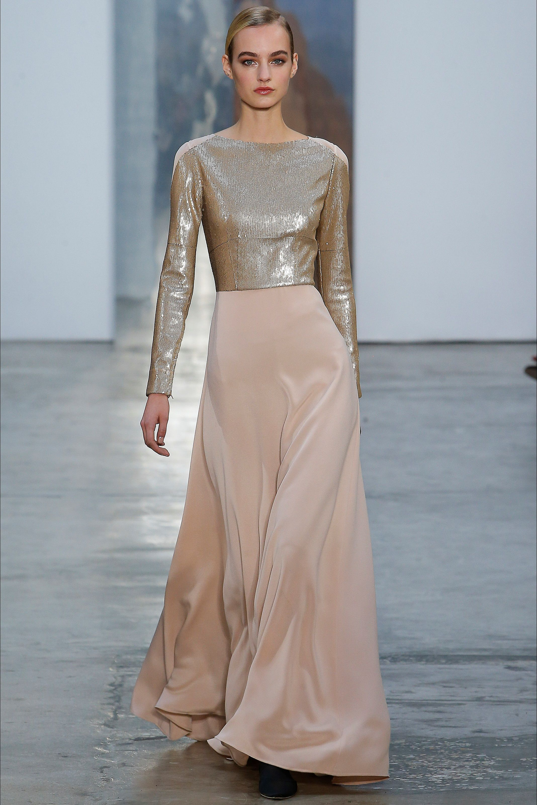 Весільна Сукня · Sfilata Carolina Herrera New York - Collezioni Autunno  Inverno 2017-18 - Vogue Мода З 6fbbcc6bce558