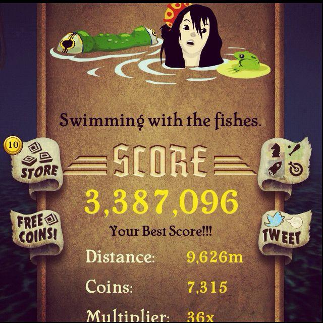 Best Score!!