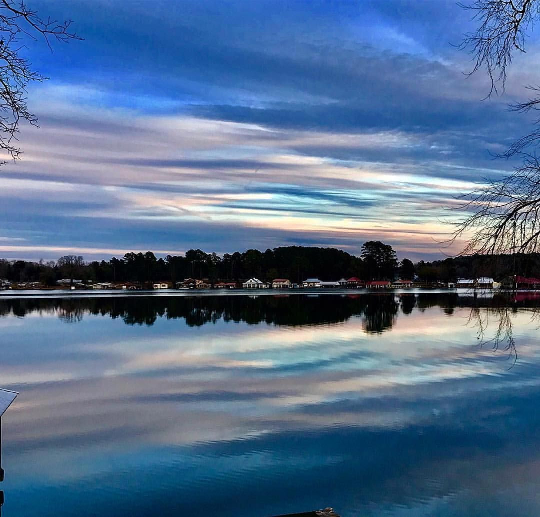 1537 Forest Hills Road Jacksonville Florida 32208 4: Beautiful Winter Evening At Lake Jacksonville. Photo By