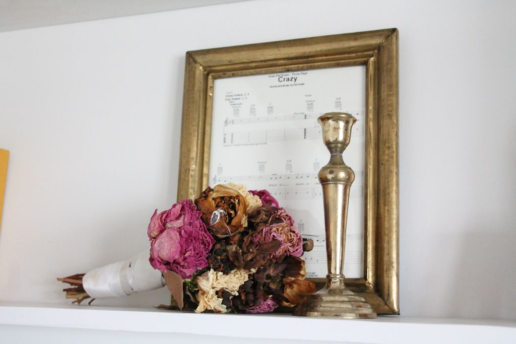 Beautiful Wedding Gifts: Frame The Lyrics To Your Wedding Song For A Beautiful