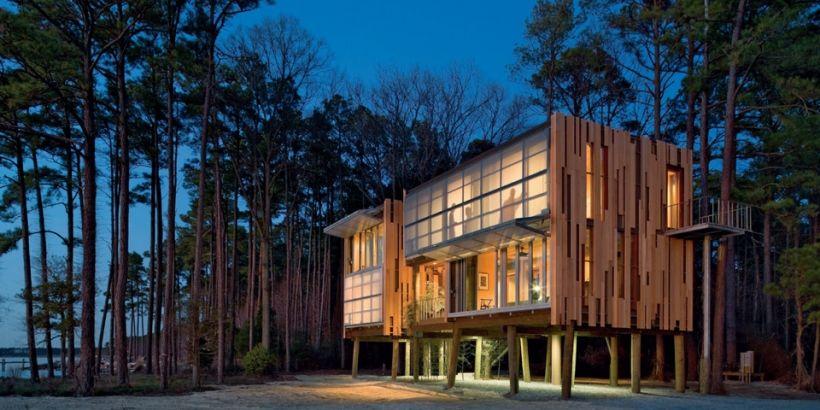 Lovely 100 Zeitgenössische Häuser