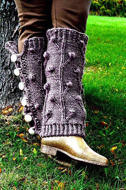 Ravelry: Ironforge Leg Warmers pattern by Clara Beauty | Yarn things ...