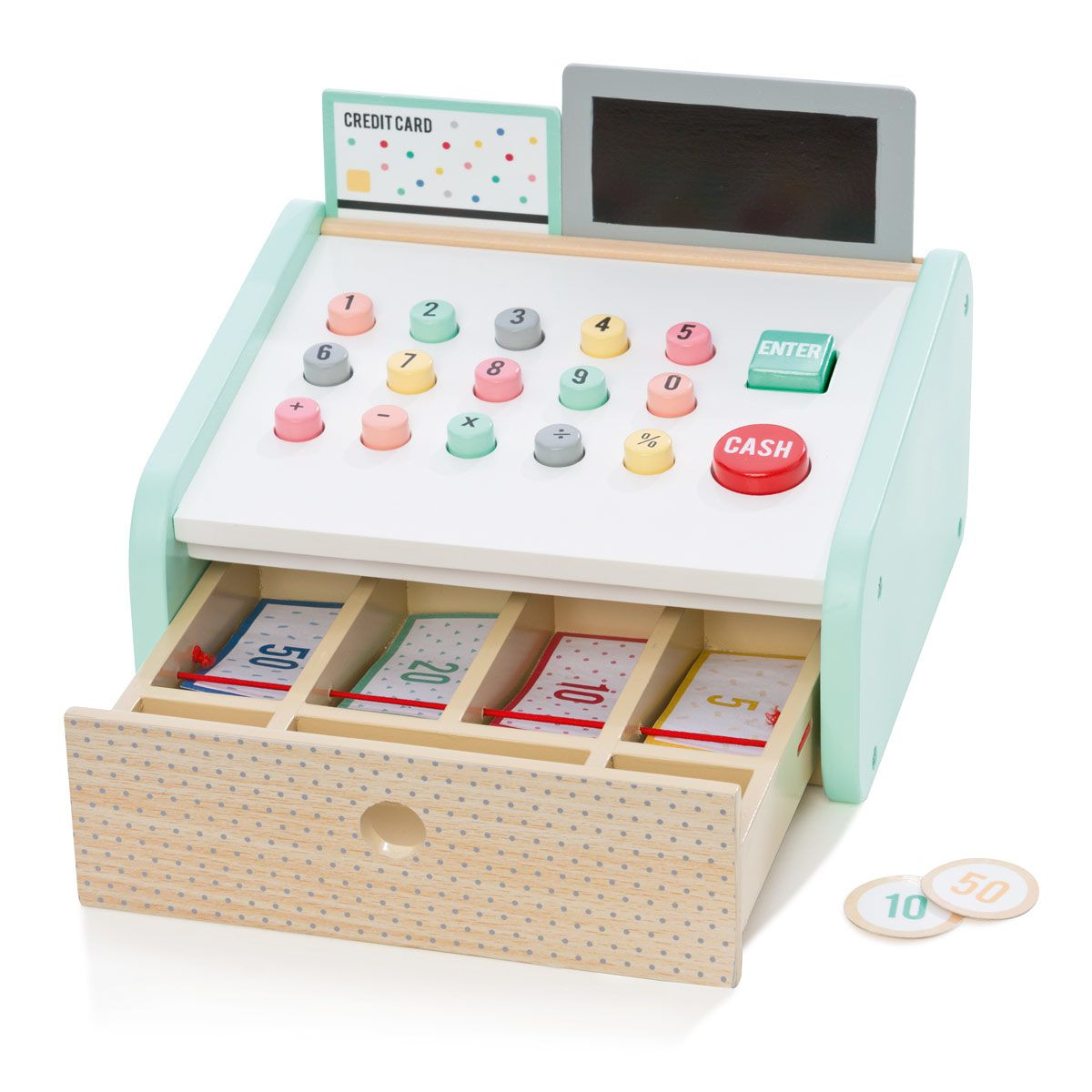 Toy Cash Register   Kmart   Playroom   Cash register, Toys