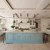 39 Unanswered Questions About Big Kitchen Island Open Concept Layout  futthomebig