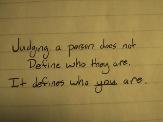 Do you know who you are???