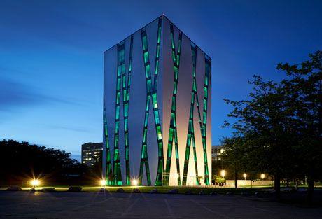 O.A.S.E. Medizinische Fachbibliothek Düsseldorf by: HPP Architekten, Düsseldorf / Architekten - BauNetz Architekten Profil | BauNetz.de