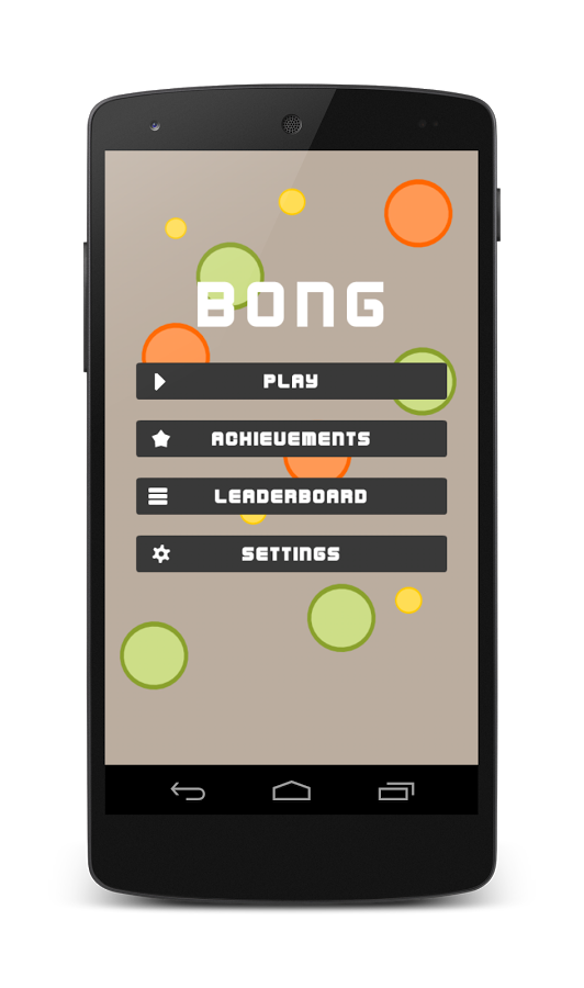 Bounce! for Android> Game