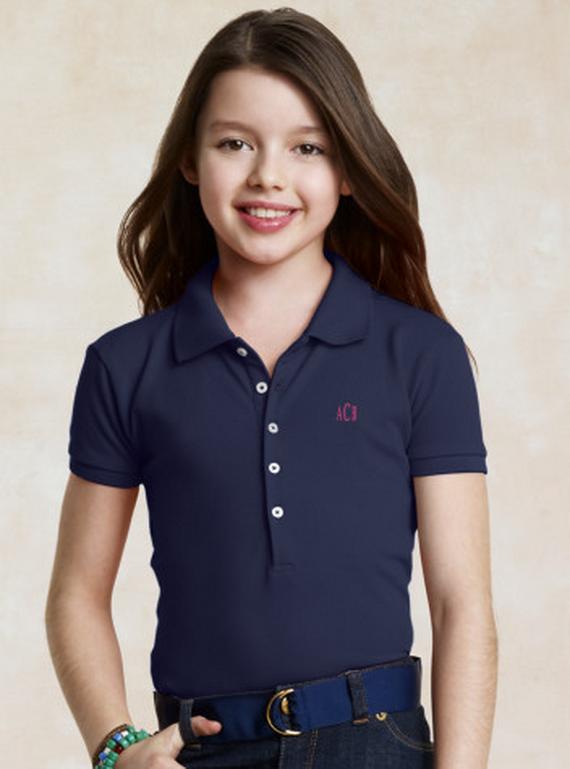 500674c1 Ralph Lauren Kids Polos for Girls   *My Three Beautiful Princesses ...