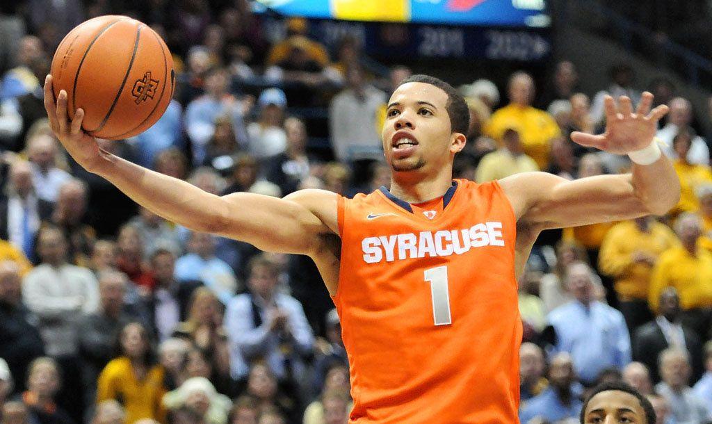 Syracuse University Men S Basketball Syracuse Com Basketball Syracuse University Basketball Tips
