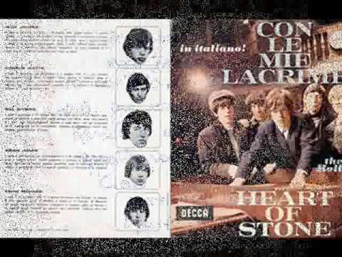 Con le mie lacrime (As tears go by) - Rolling Stones 1966