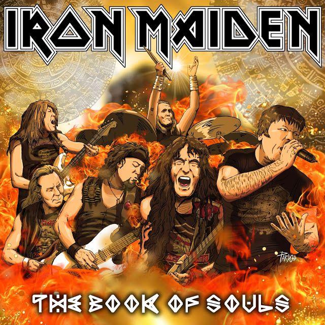 Iron Maiden The Book Of Souls Iron Maiden Posters Iron Maiden Band Iron Maiden Eddie