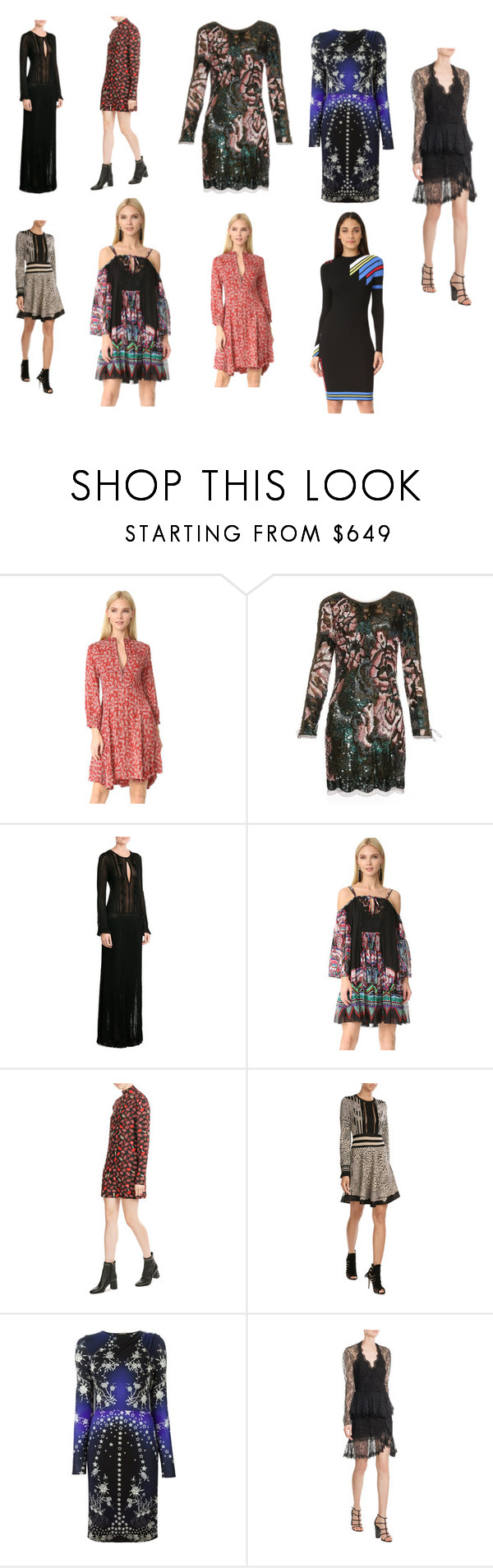 """""""dress tops casual wear dress"""" by monica022 ❤ liked on Polyvore featuring Belstaff, Roberto Cavalli, Just Cavalli, Versace and vintage"""