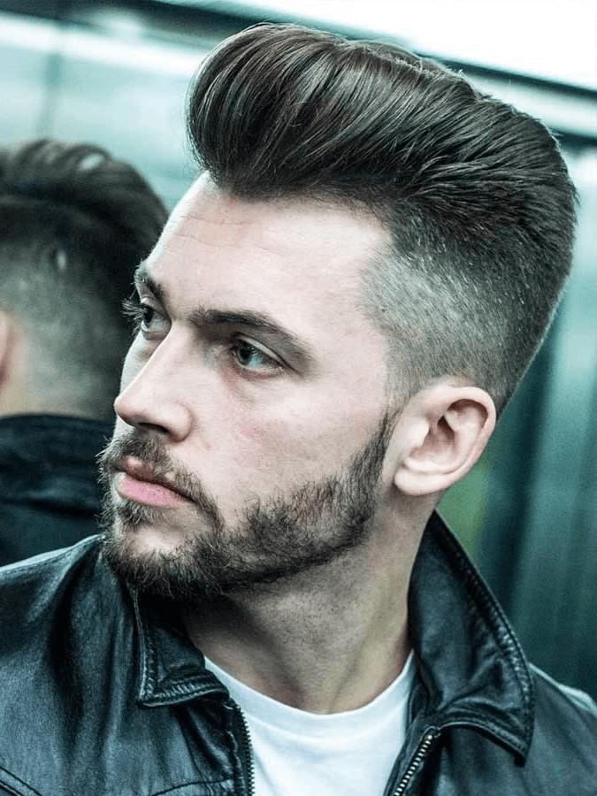Herren Frisur Modern Frisuren Manner Undercut Haarschnitt Manner