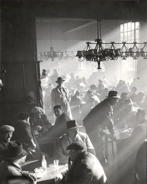 Nijmegen 1957 Photo: Wim K. Steffen