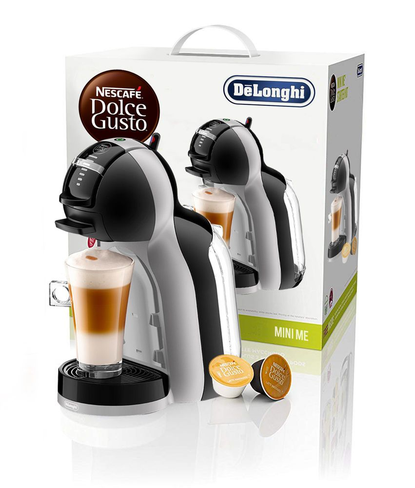 NESCAFÉ Dolce Gusto Mini Me Pod Coffee Machine by De