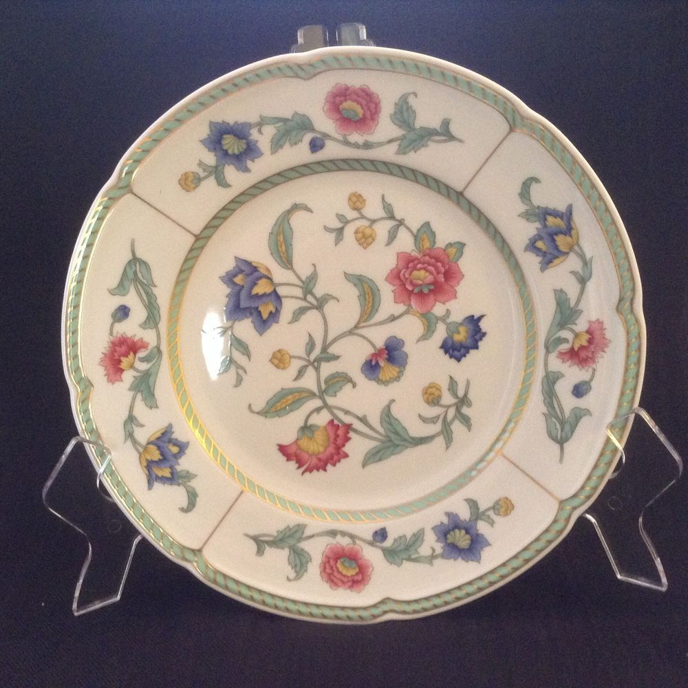 Villeroy And Boch Dinner Plate Indian Summer West Germany