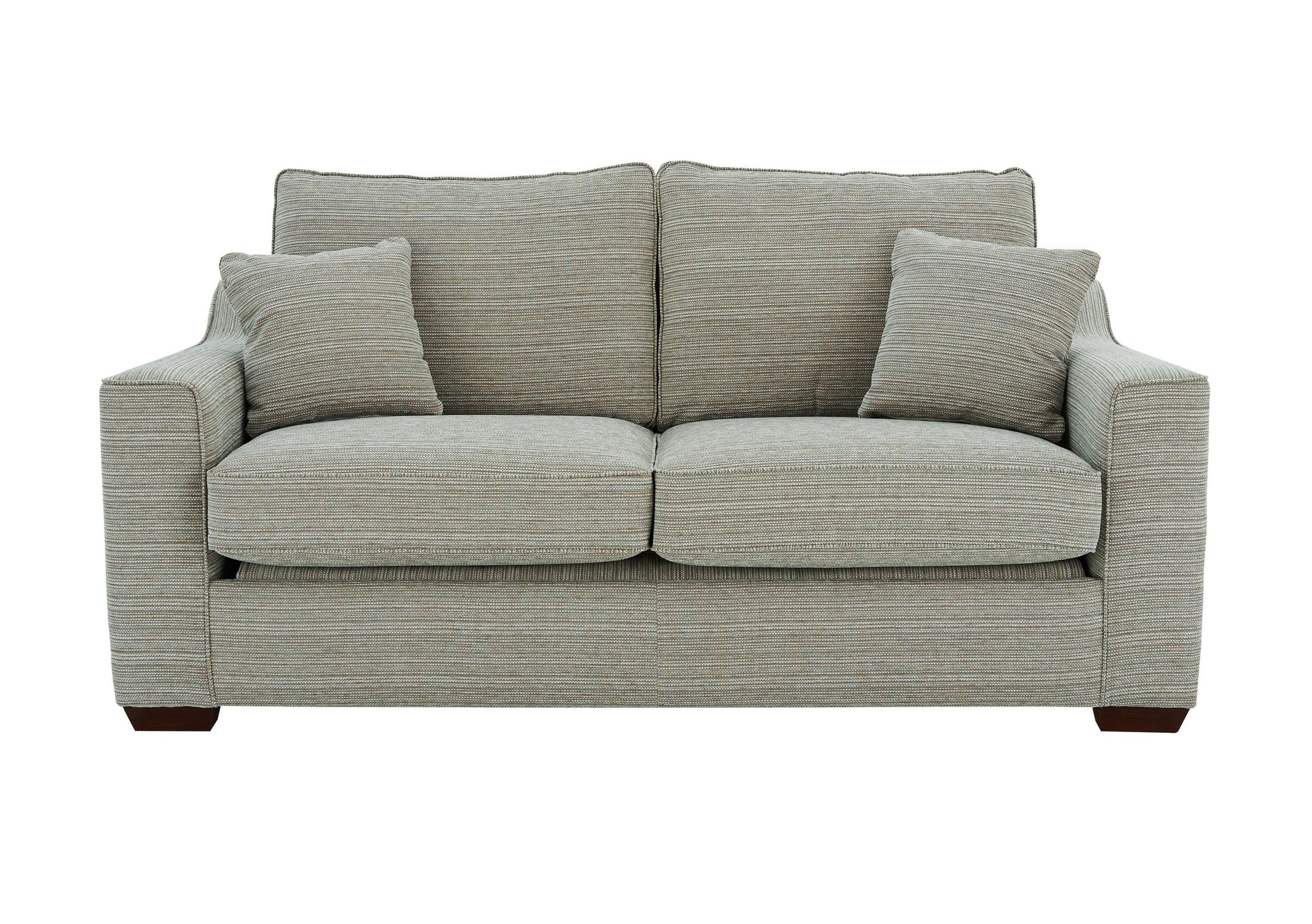 Las Vegas 2 Seater Fabric Sofa Bed