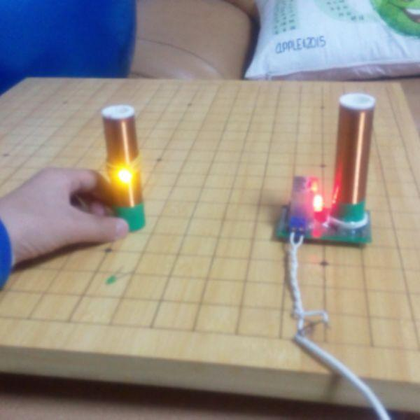 Electronic Toys / Small Tesla Coil / Wireless Transmission