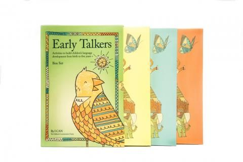 Early Talkers boxset