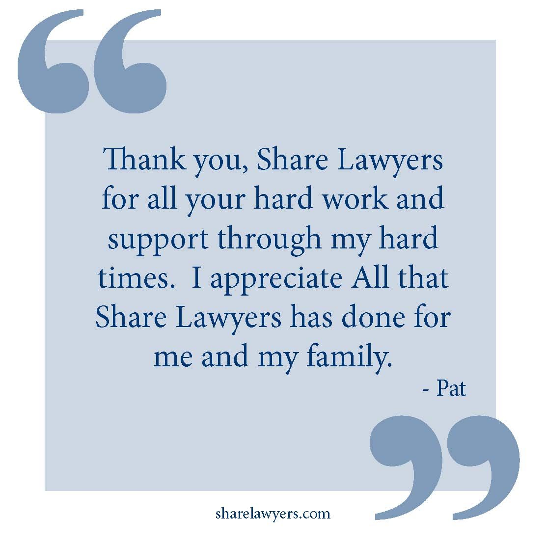 Client Testimonials Disability lawyer, How to find out