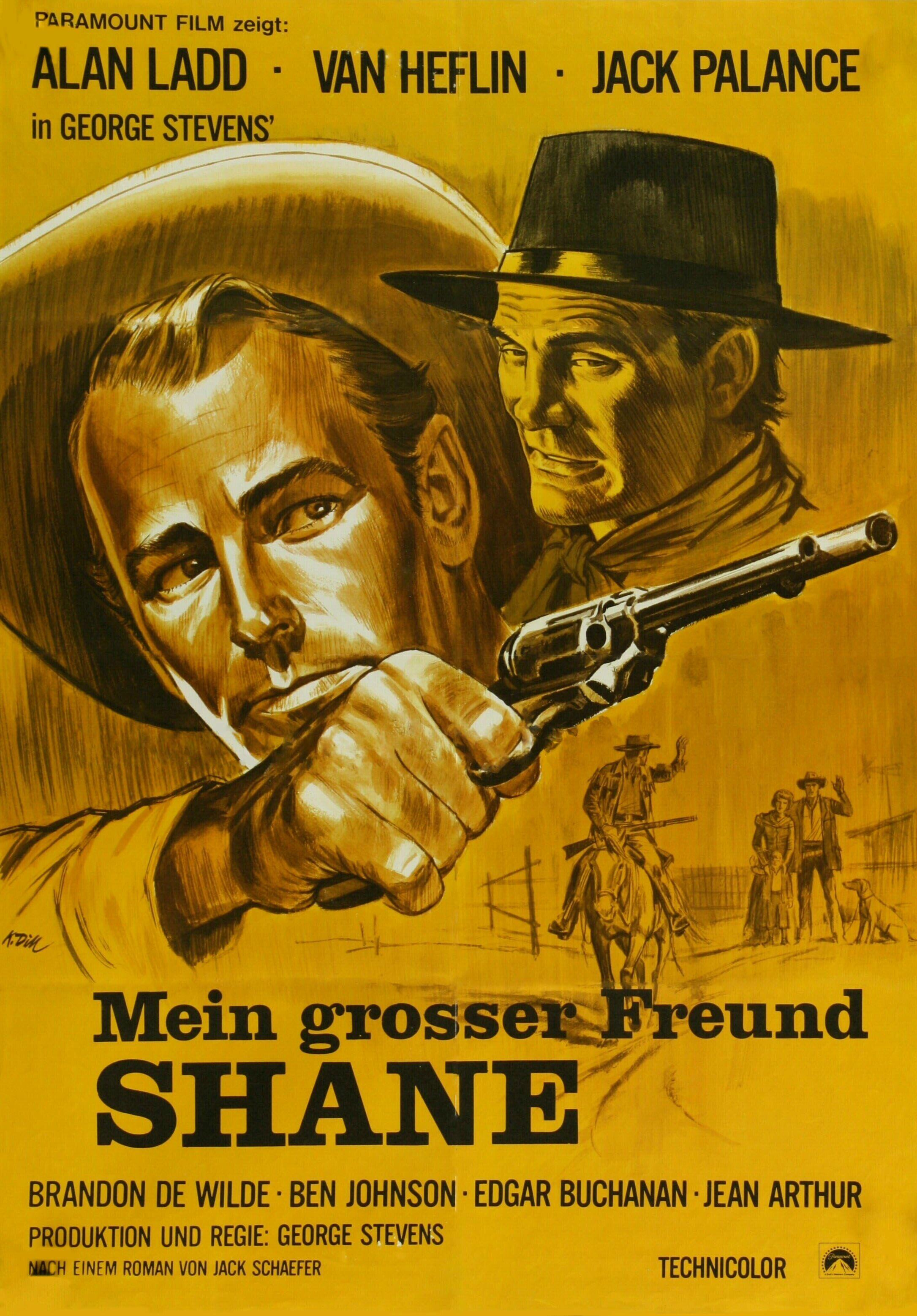Alan Ladd 1913 1964 Western Movies Saloon Forum Vieux Films Films Retro Affiche Cinema
