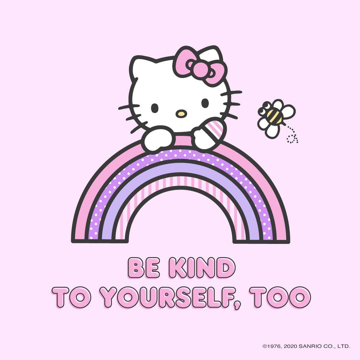 Hello Kitty on Twitter