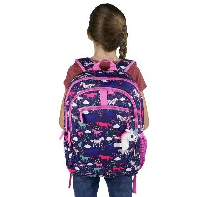 11a22fdaab Crckt 16.5 Unicorn Print Kids  Backpack
