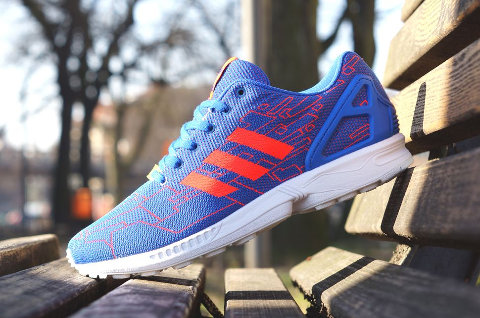 "adidas ZX Flux Weave ""Satellite Blue"" - EU Kicks: Sneaker Magazine"