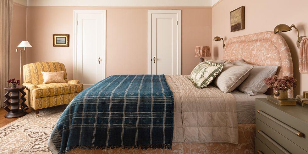 27 schöne Schlafzimmerfarben, die Sie glücklicher aufwachen lassen