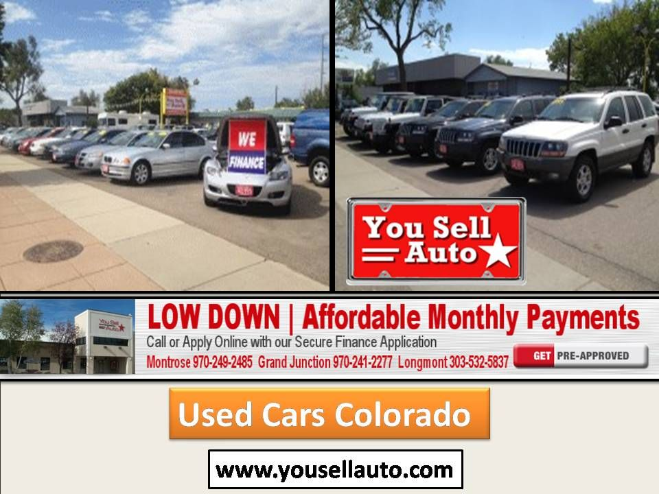 You Sell Auto helps you find Used cars in Colorado available to be ...