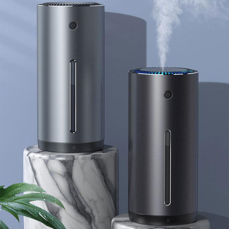 Car Humidifier Spray Incar Air Purifier Mini Oxygen Bar