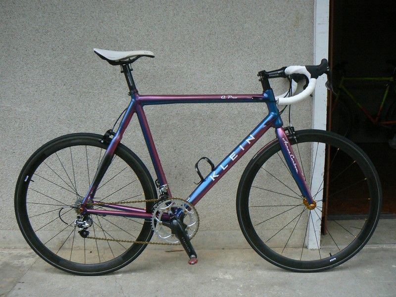 klein bikes page 2 london fixed gear and single speed. Black Bedroom Furniture Sets. Home Design Ideas