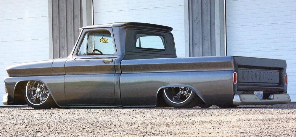 Ad 1965 Chevrolet C10 Custom Truck 1965 Chevrolet C10