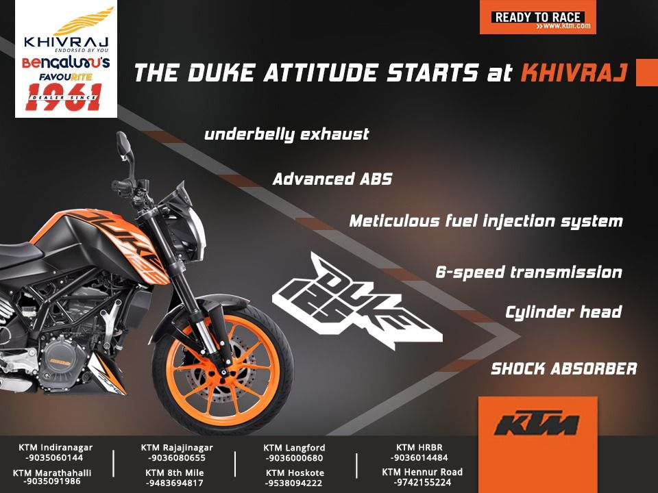 Ktm 125 Duke This 4 Stroke Single Cylinder Has Fuel Injection And A 6 Speed Transmission Ktm Ktm 125 Duke Fuel Injection