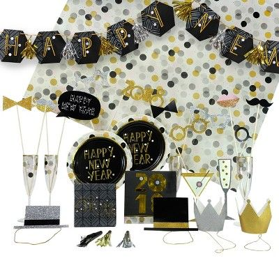 2019 New Years Party #decor #party #newyears #affiliate ...