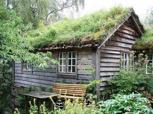 astruptunet 03 cabanes chalet et toits verts. Black Bedroom Furniture Sets. Home Design Ideas