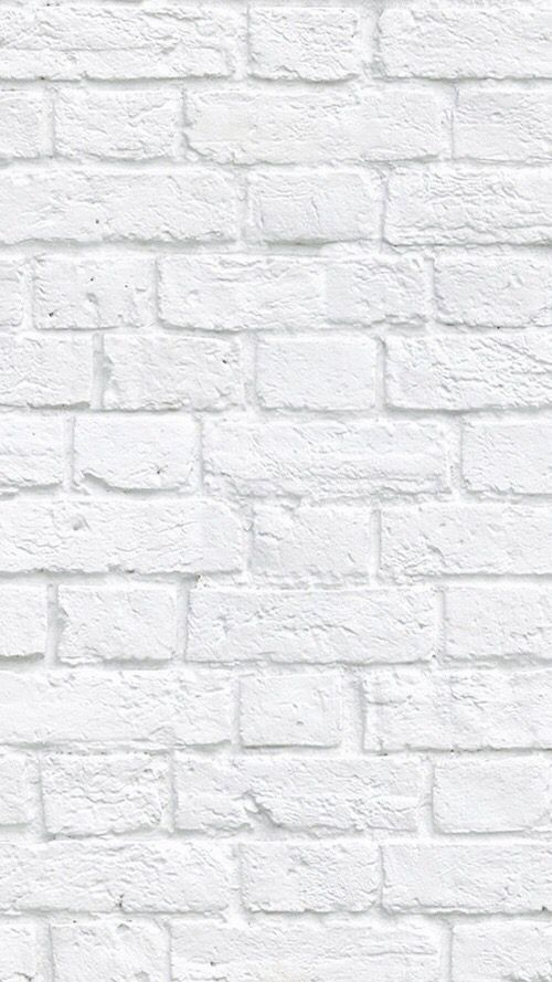 Pin By Thảo Nhi Võ Hồng On wallpapers White Brick Wallpaper Brick Wallpaper White Wallpaper