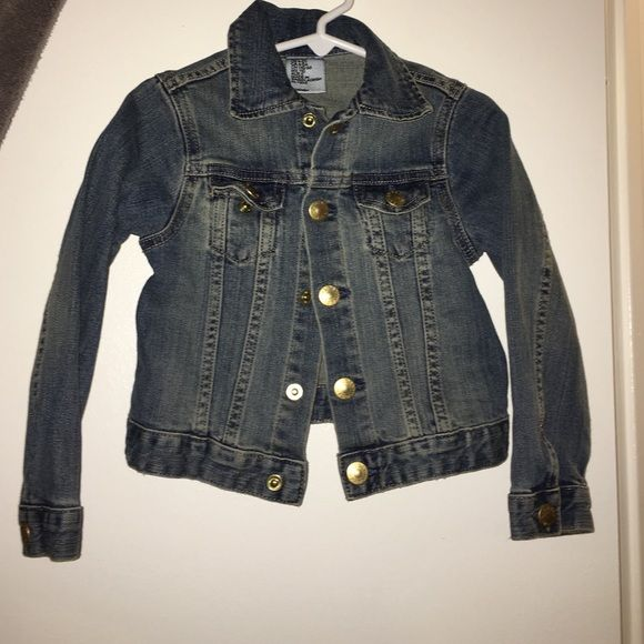 JEAN JACKET Toddler Jean Jacket from H&M ... In great condition! No trades!! H&M Jackets & Coats Jean Jackets