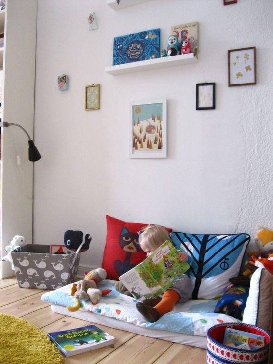 Ideen für deine Leseecke und Lesesessel Pinterest - ideen fur leseecke pastellfarben