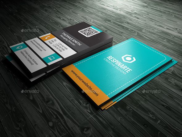 Vertical double sided business card templates photoshop vertical double sided business card templates flashek Gallery