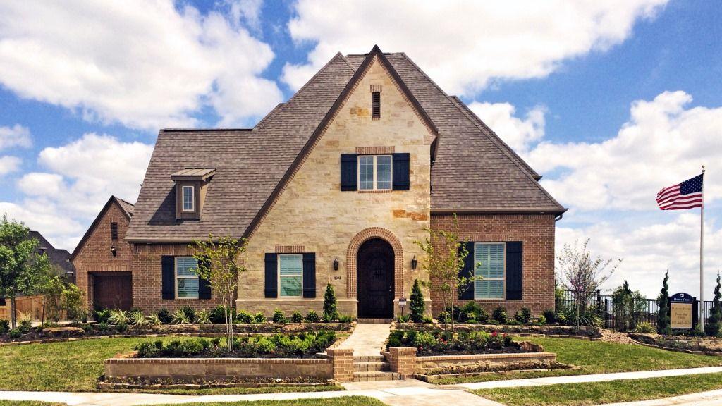 Bridgeland Hidden Creek In Cypress Texas Sale House Home Builders New Homes
