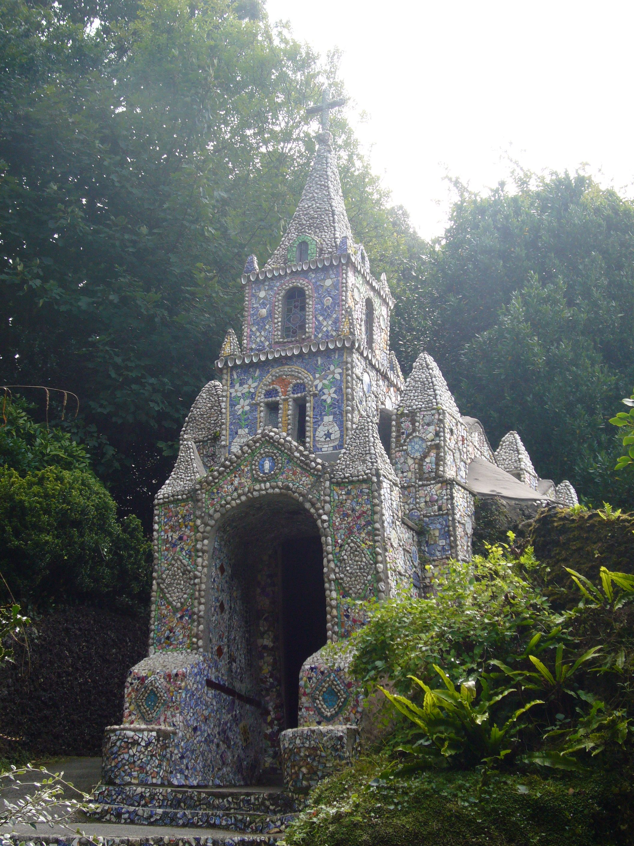 The Little Chapel, Guernsey