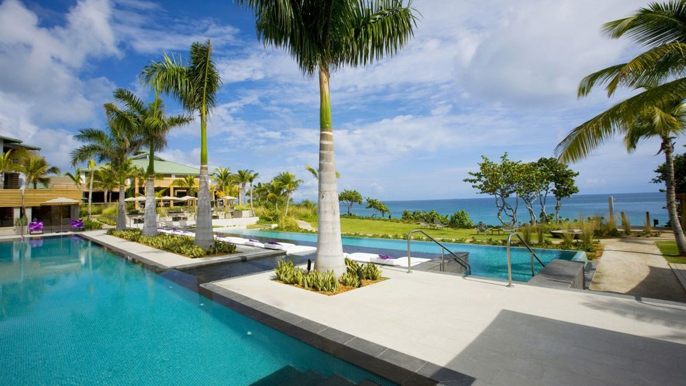 Book The W Retreat Spa Vieques Island Secluded On North S Of This Exclusive Puerto Rico Resort Has 2 Beaches And A Large