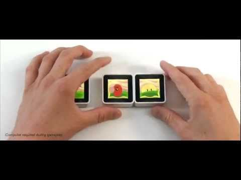Sifteo Cubes! - Intelligent Play. Available at sifteo.com